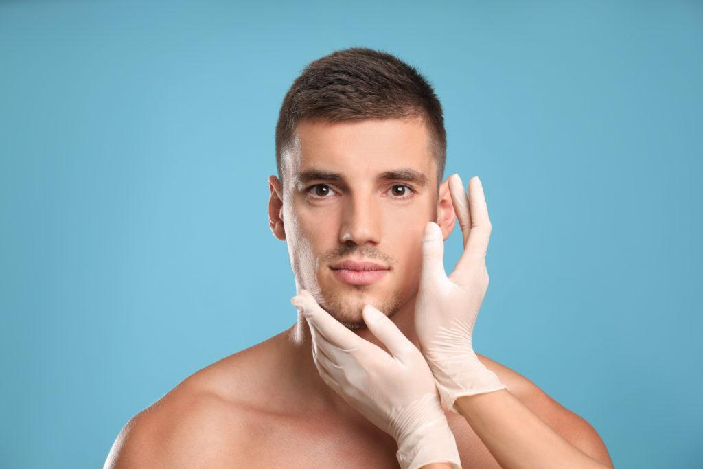 Brauenkorrektur: Lift für die Augenbrauen