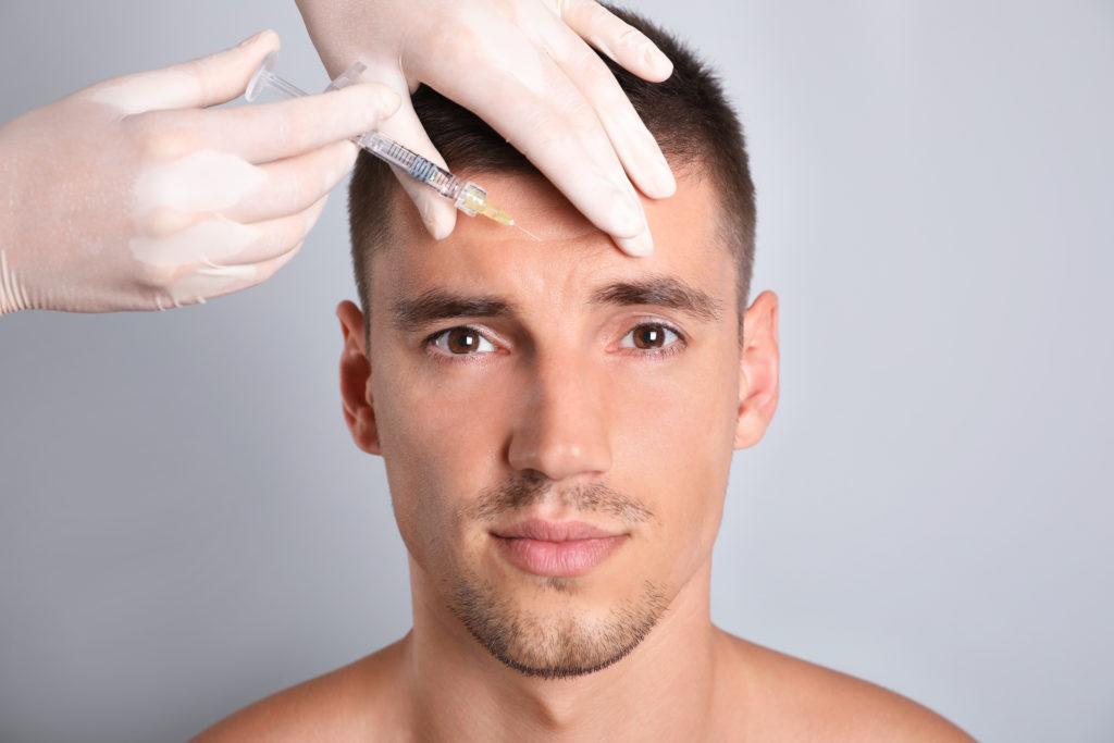 Botox für Männer in Hamburg